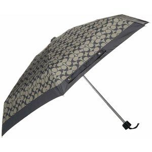 Coach Women's Signature Mini Umbrella